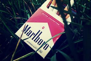 Wallpaper : white, cigarettes, headphones, Marlboro, emotion