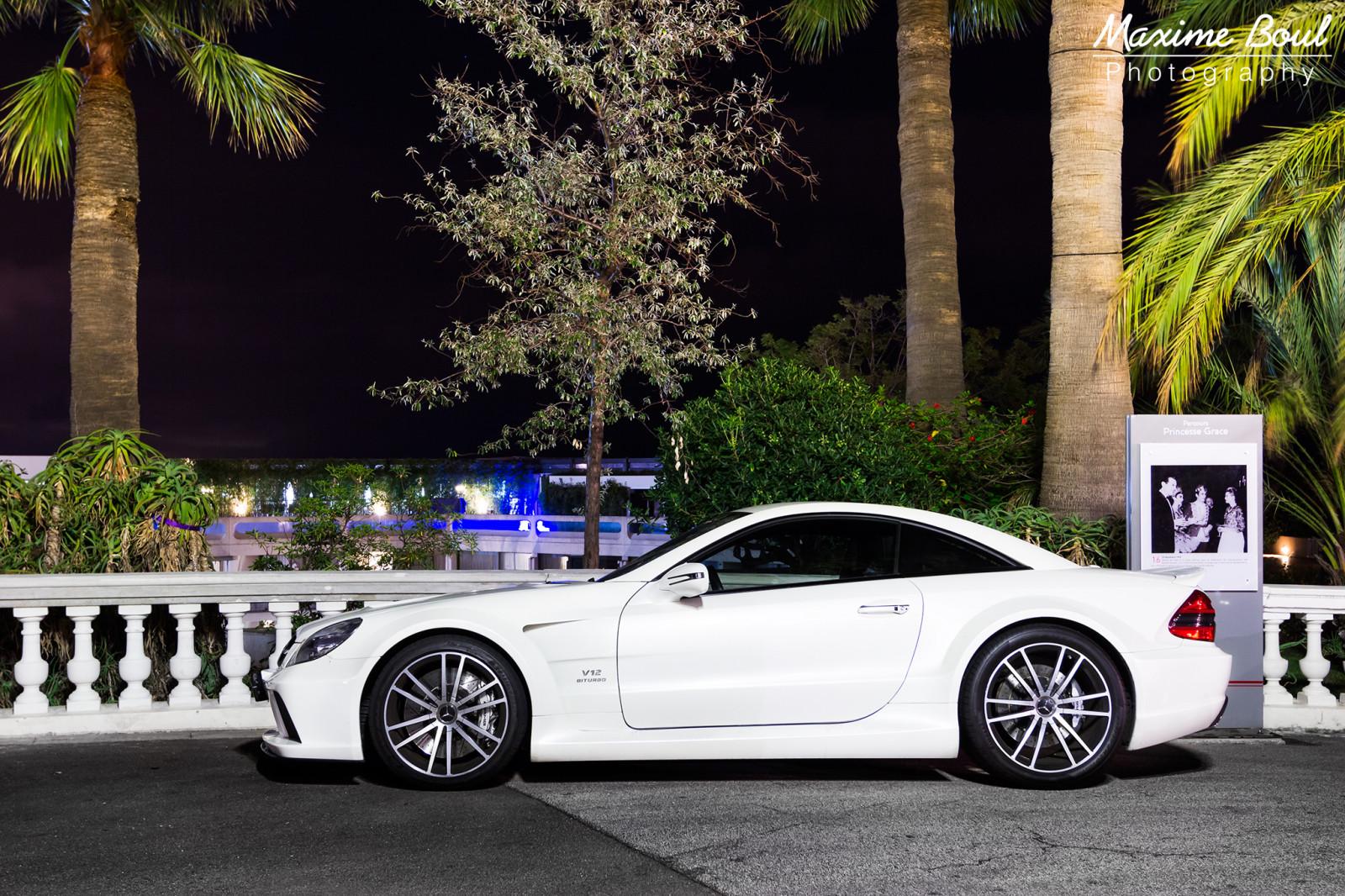 Wallpaper : white, black, street, night, Mercedes Benz ...