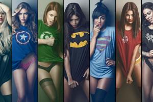 超碰相册最新上传漫画_壁纸 : 1920x1080像素, 美丽, 漫画, 女孩, 英雄, 可爱, 模型, 超, 女人 ...