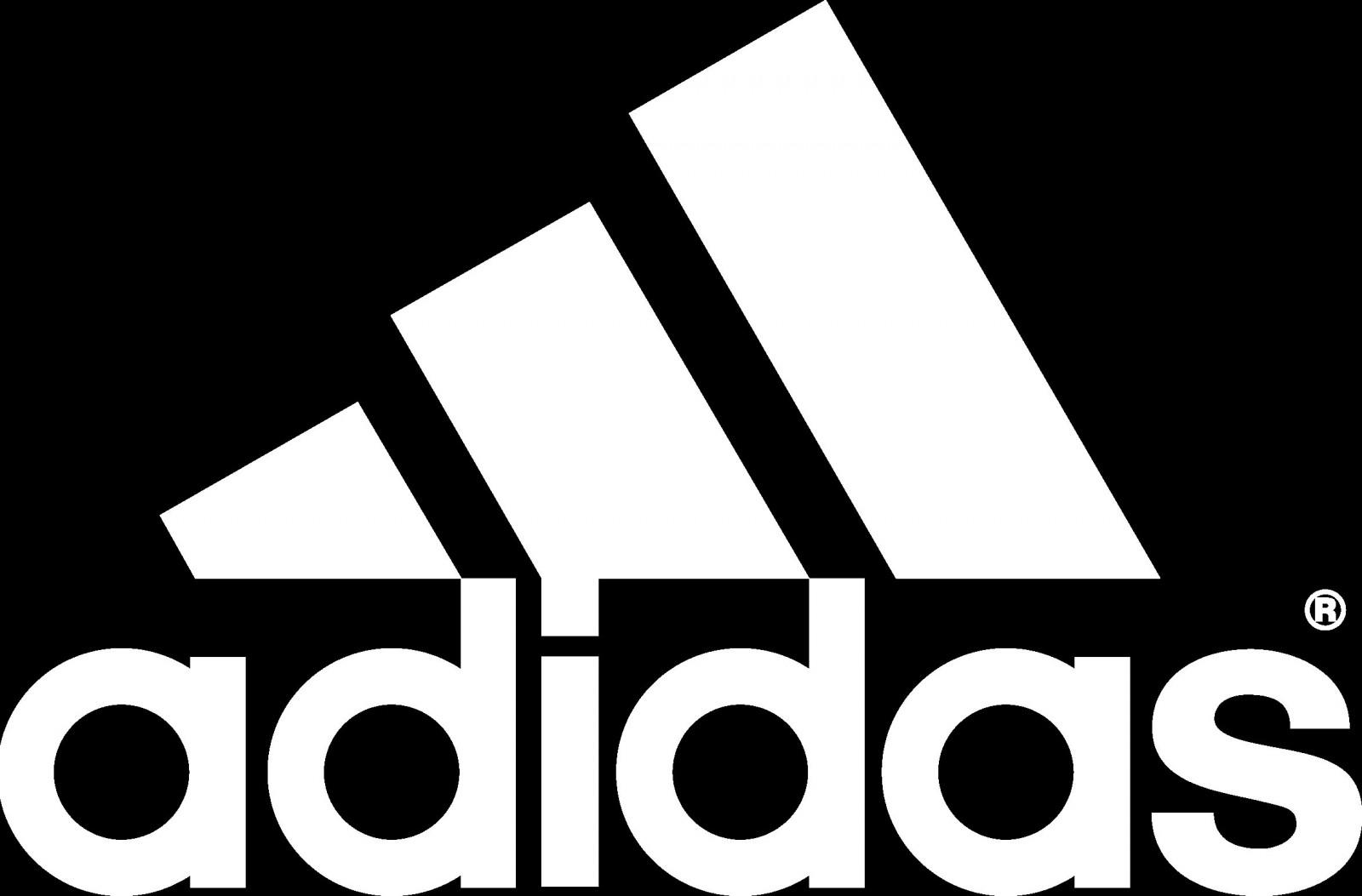 Fond d 39 cran adidas noir blanc logo marque des for Fond ecran marque