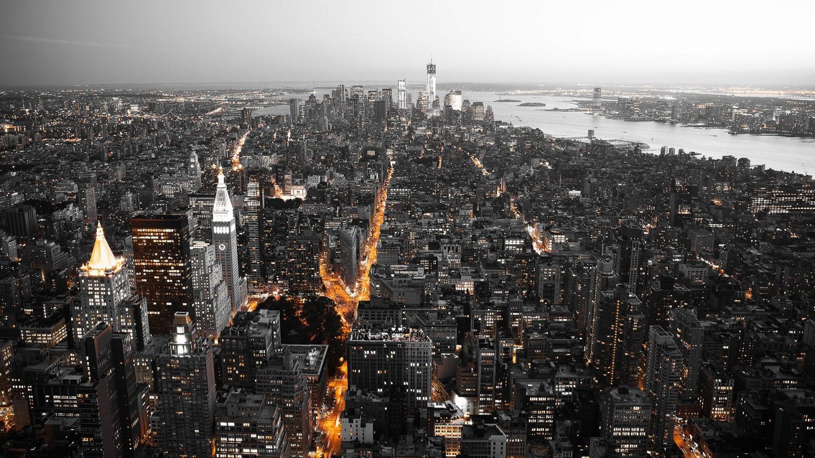 Wallpaper 1920x1080 Px New York City 1920x1080