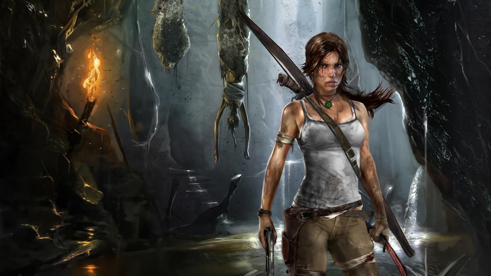 Lara kroft porn thumbs
