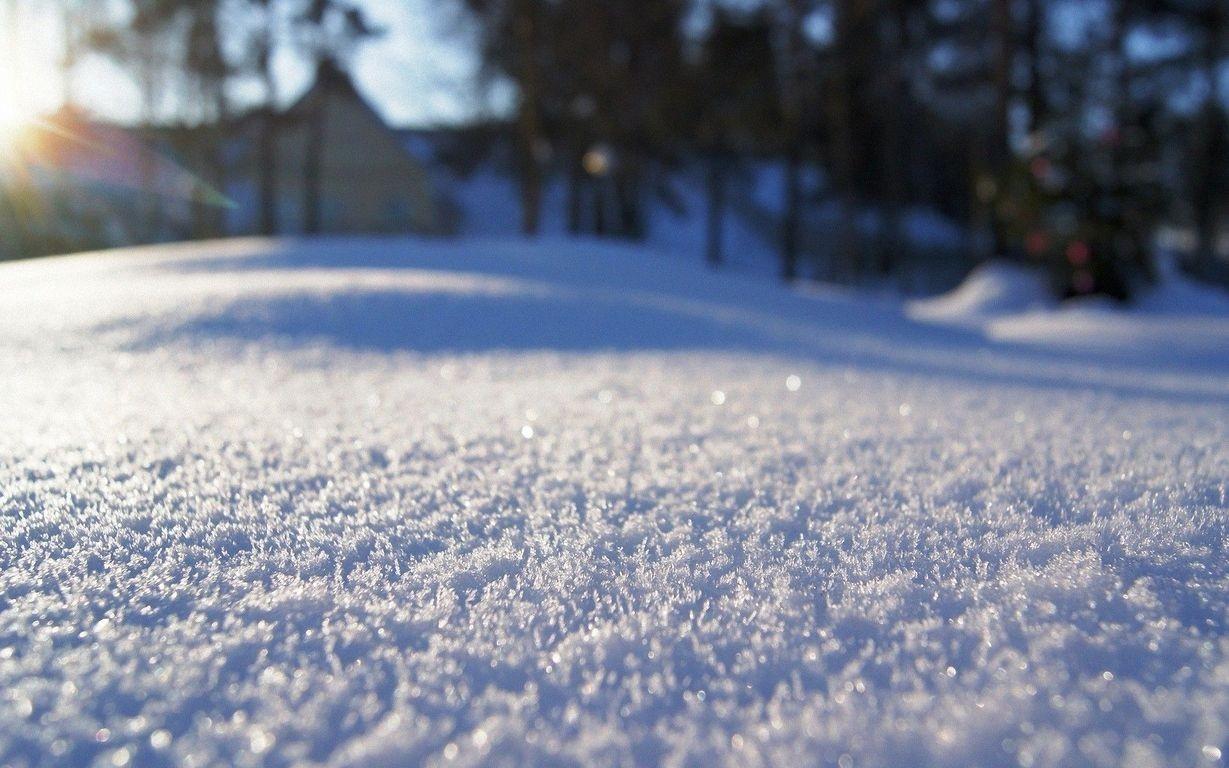 картинка с снегом что называется такая