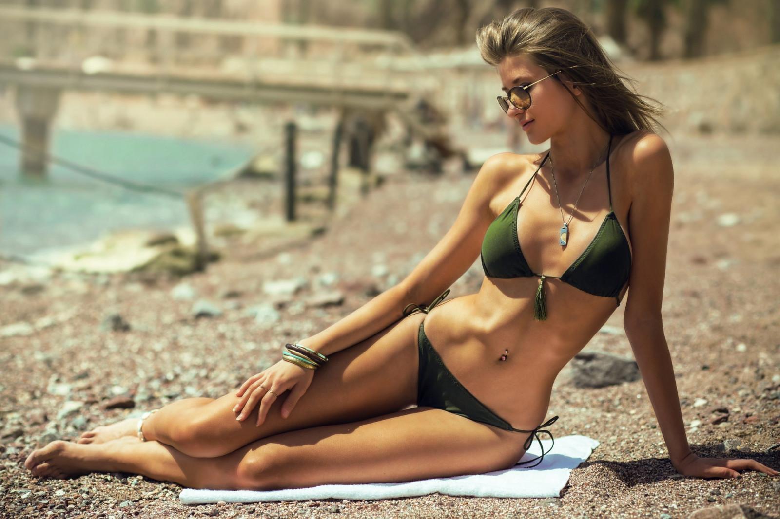 красивые стройные молодые модели девушки