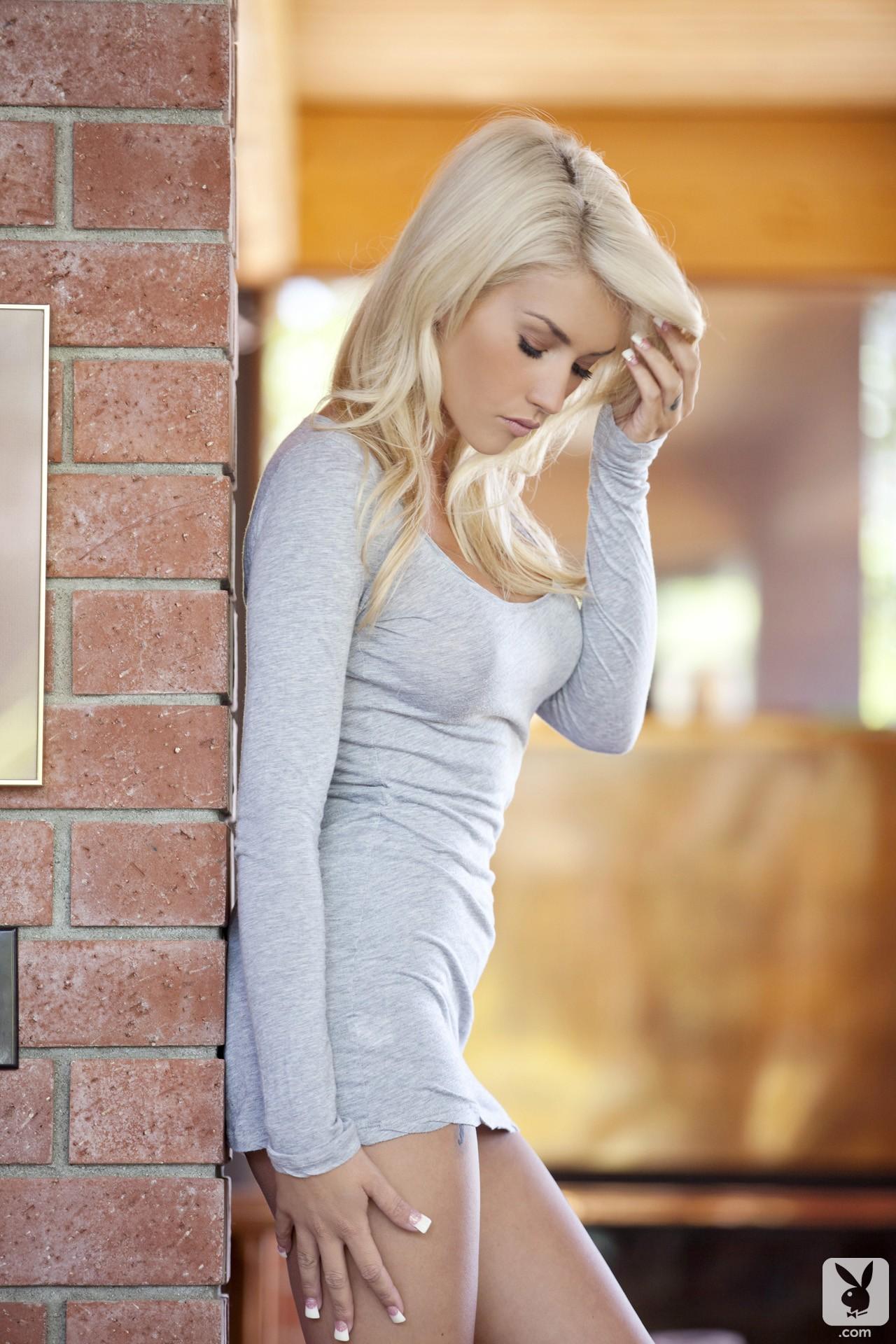 Wallpaper : model, long hair, minidress, platinum blonde