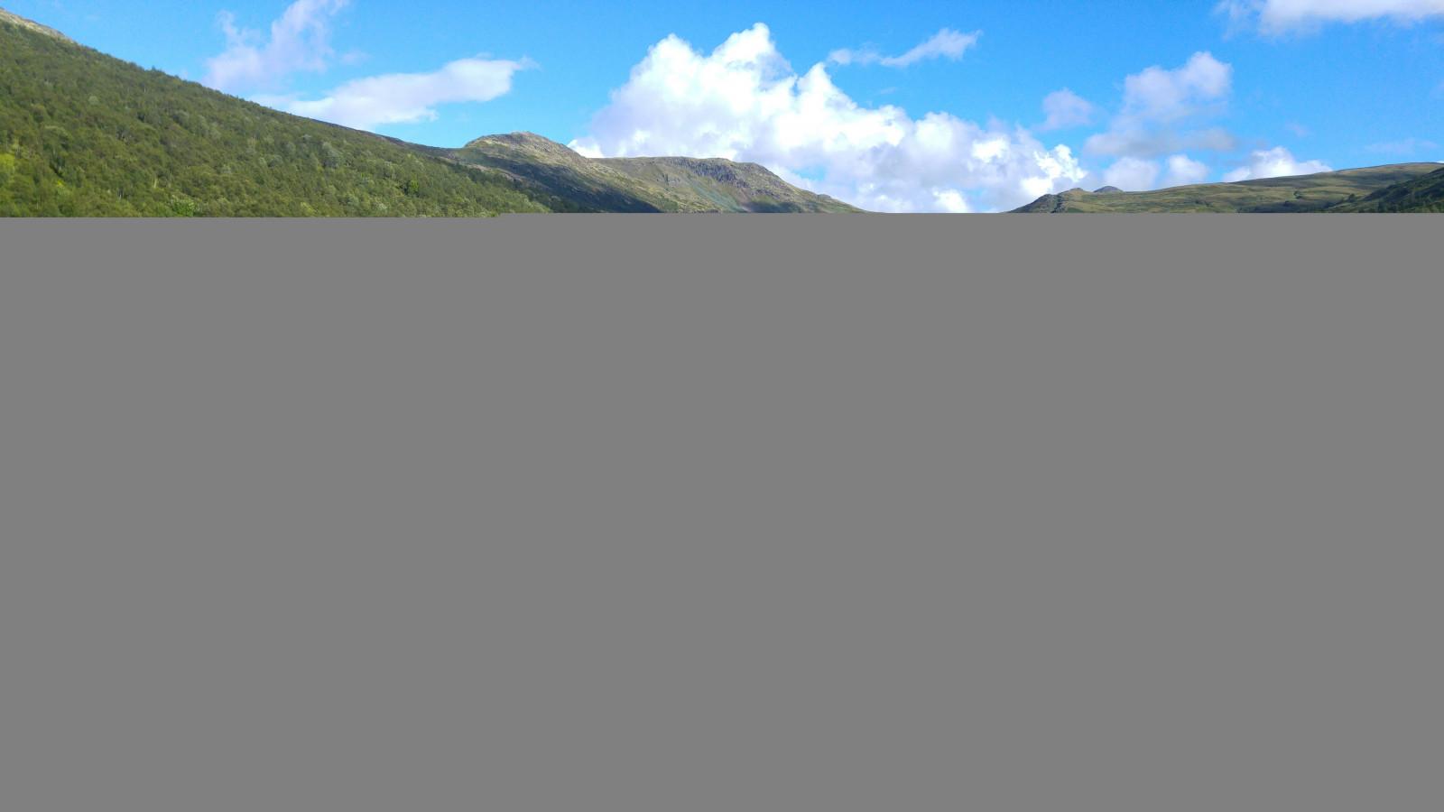Sfondi Paesaggio Montagne Cielo Norvegia Fiume Recinto