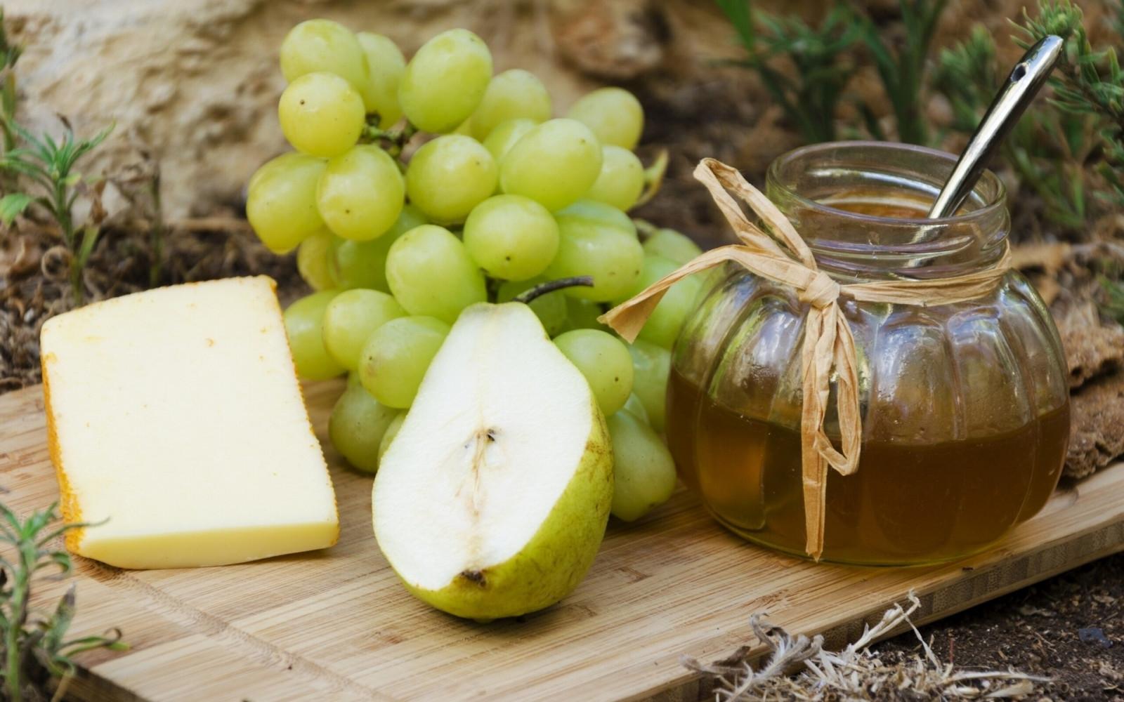 Как сделать мёд из винограда