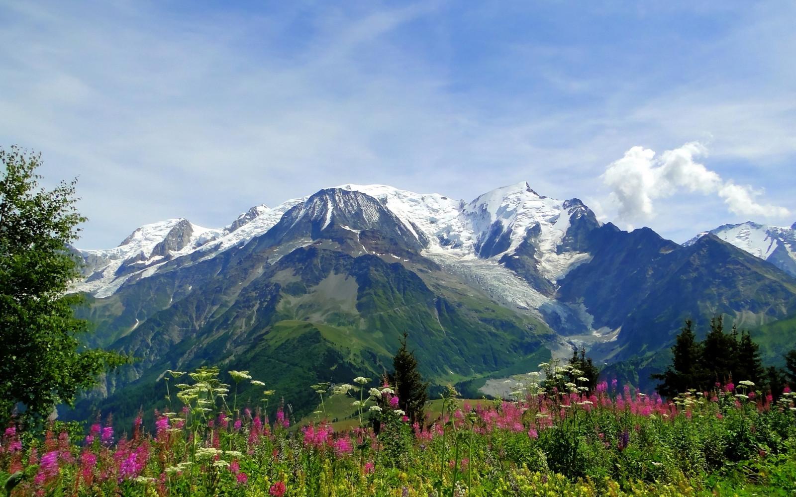 Открытки альпы, днем