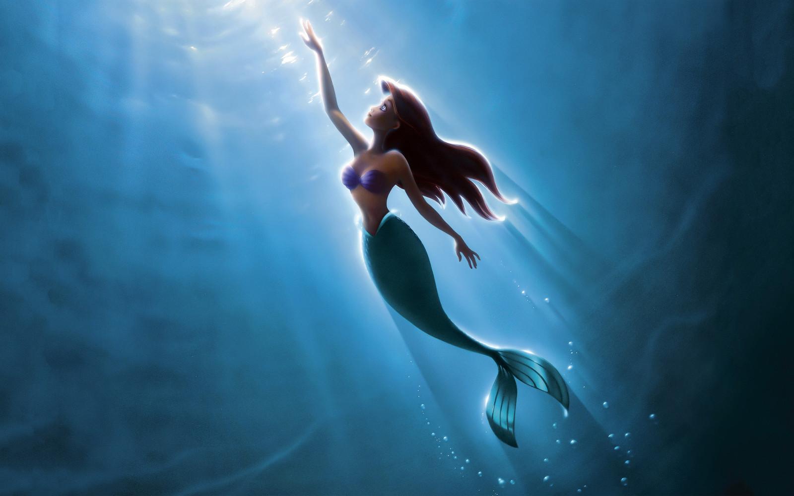 Fondos De Pantalla De Disney: Fondos De Pantalla : La Sirenita, Disney, Películas