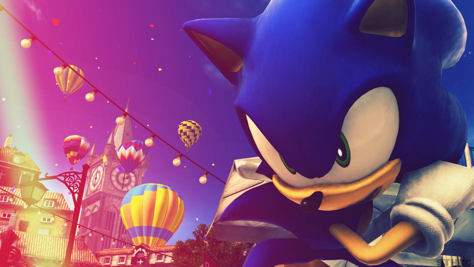 1920x1080 px Sega Sonic Sonic the Hedgehog video games