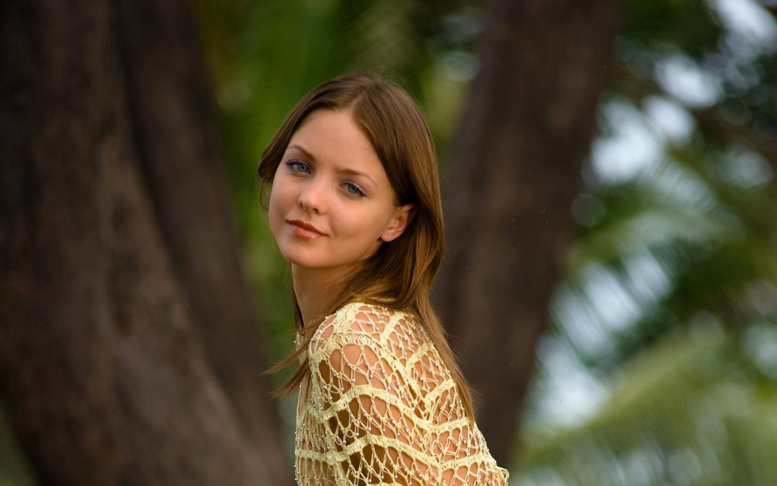 Простые фото красивых русских девушек
