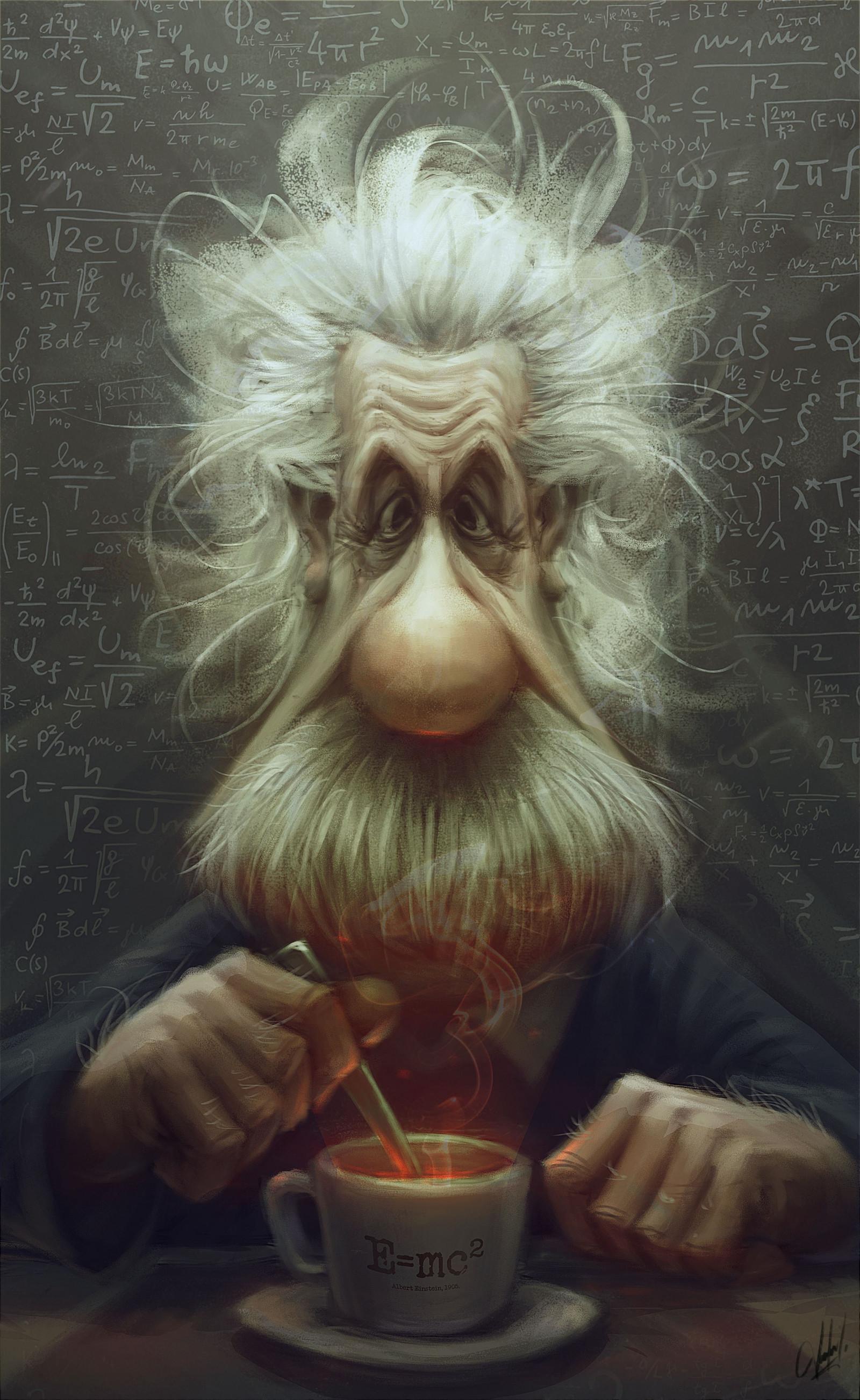 День, картинки прикольные эйнштейн