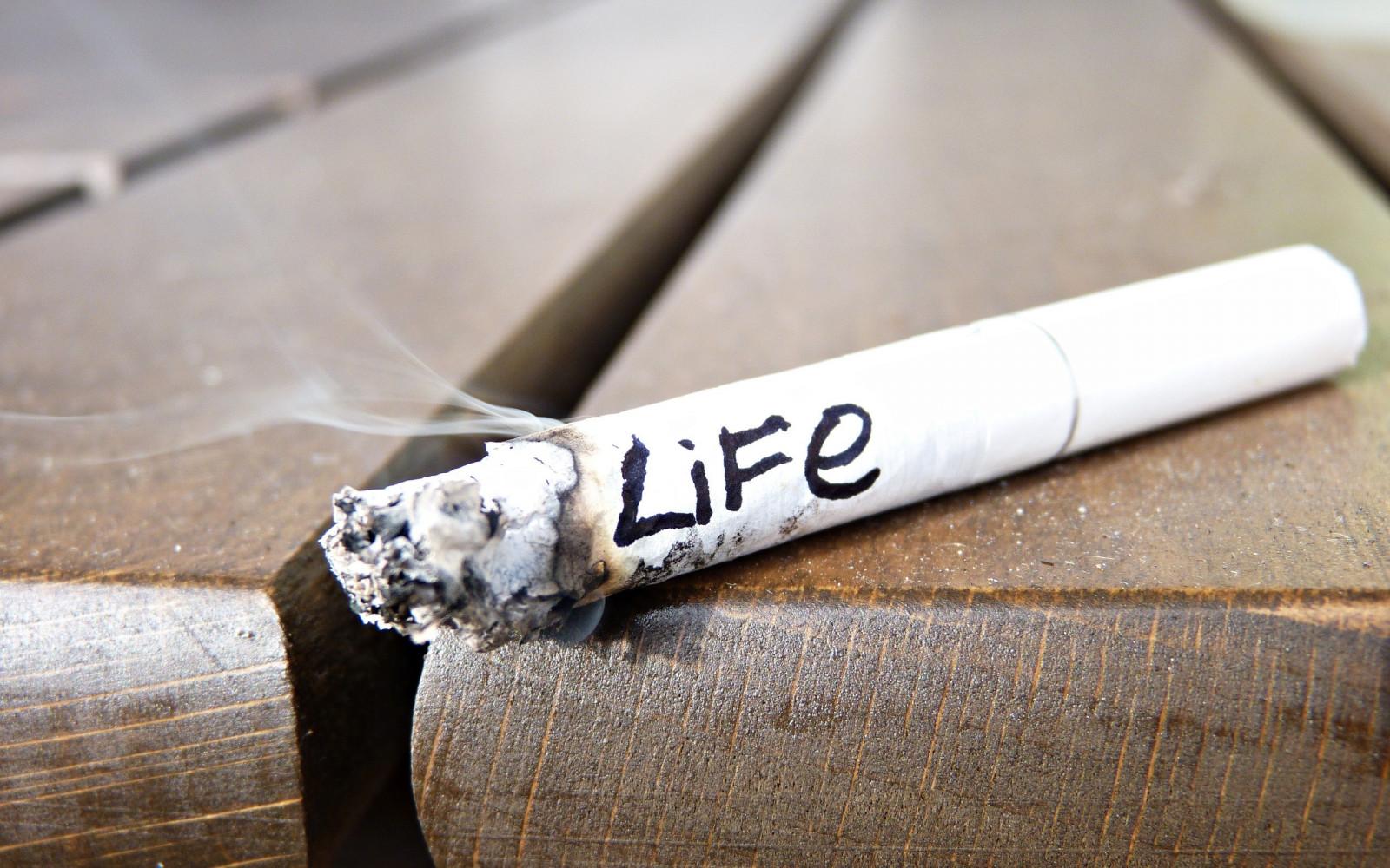 Как сделать что бы руки не воняли от сигарет