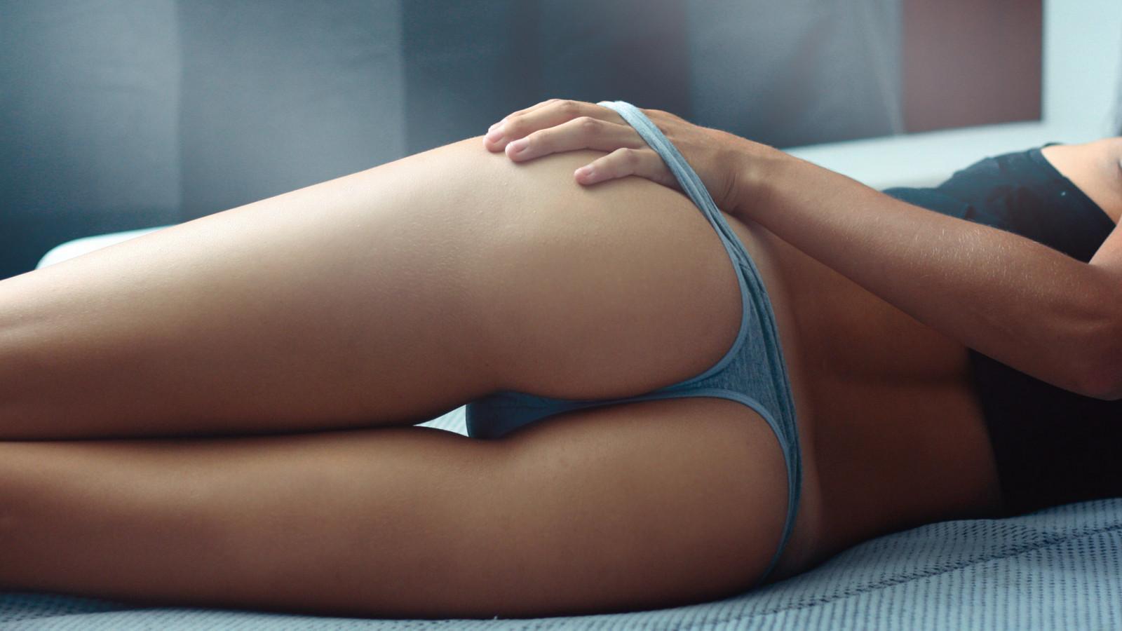 Panties Ass