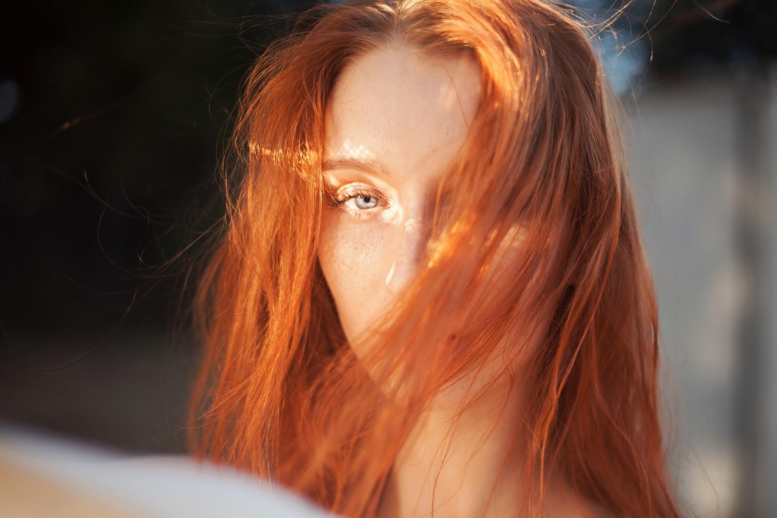 самое про красивые бледно рыжие девушки профессиональные фотки них голые девушки