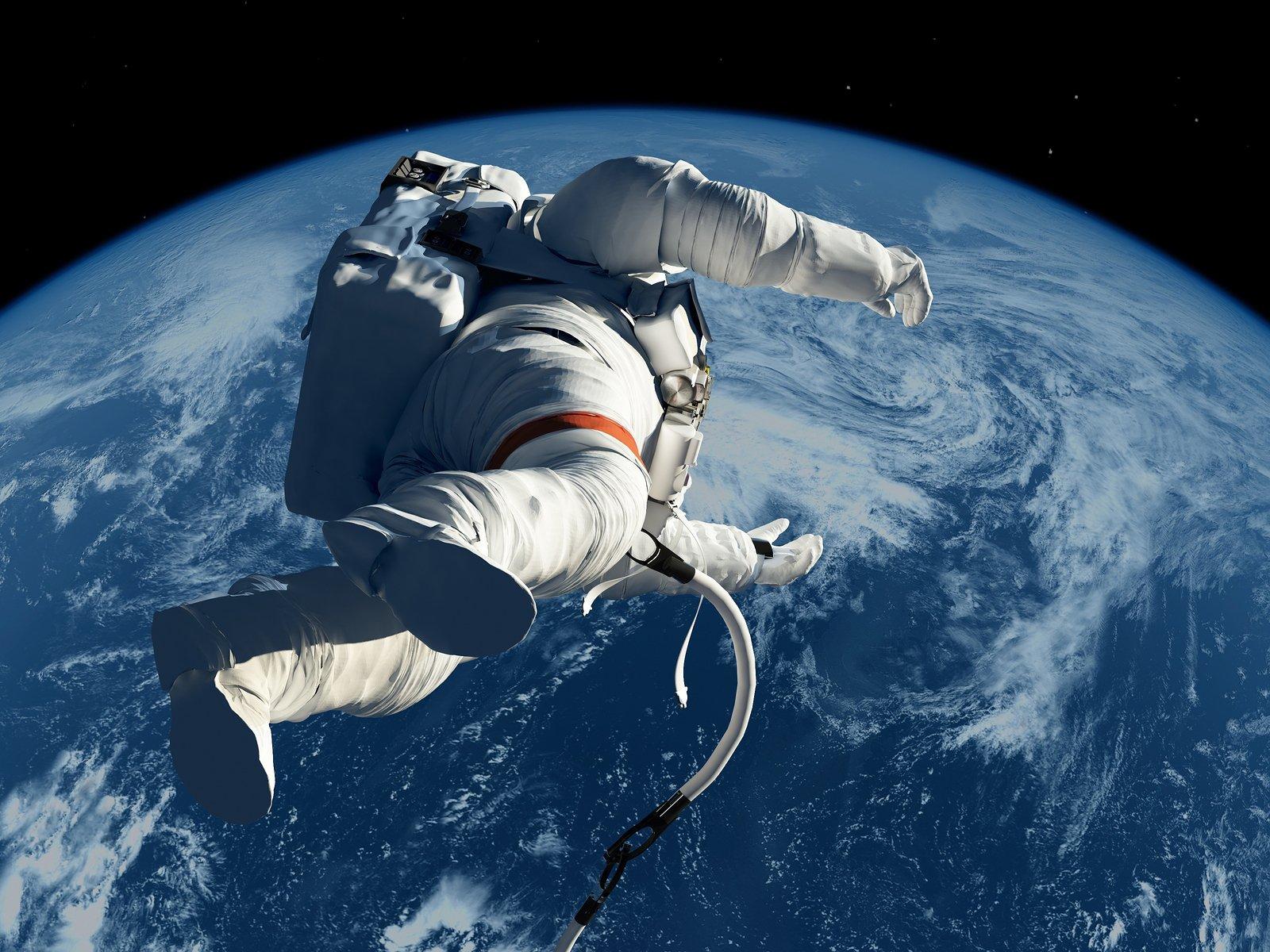 фото картинки космоса и планет и космонавтов впечатление, что