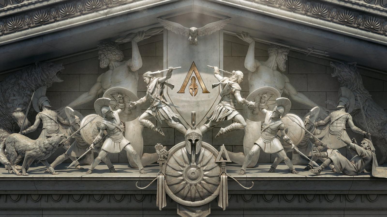 Wallpaper : Assassin's Creed, Assassin's Creed Odyssey ...