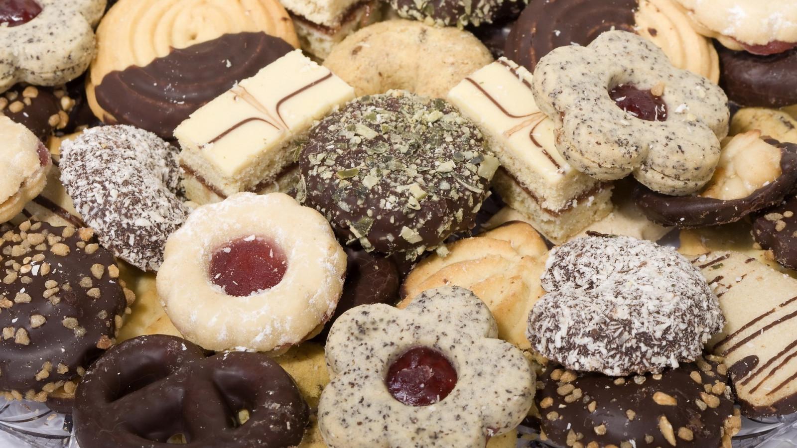 Картинки, картинки с печеньем и конфетами
