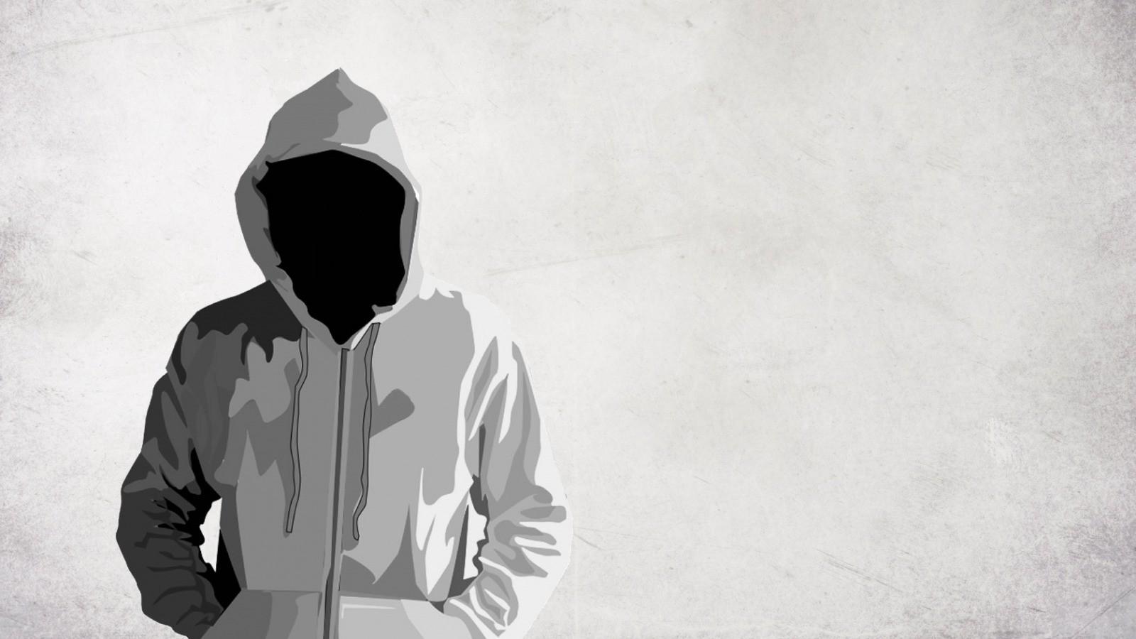 Wallpaper drawing portrait dark artwork gentleman - Anime wallpaper hoodie ...