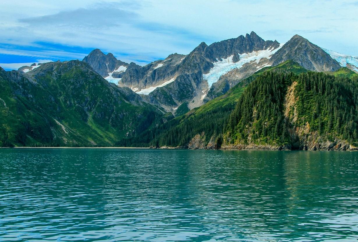 terre nature paysage alaska nature - photo #42