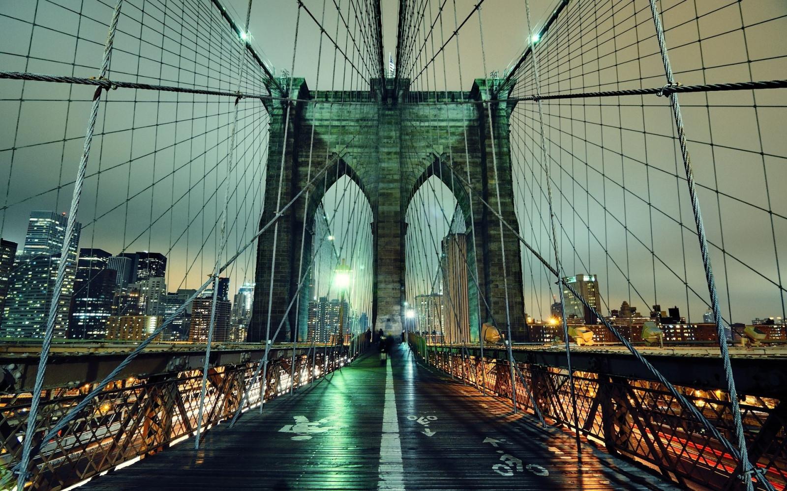 Simple Wallpaper Night Brooklyn Bridge - brooklyn_bridge_night_nyc_united_states-1087009  Gallery.jpg!d