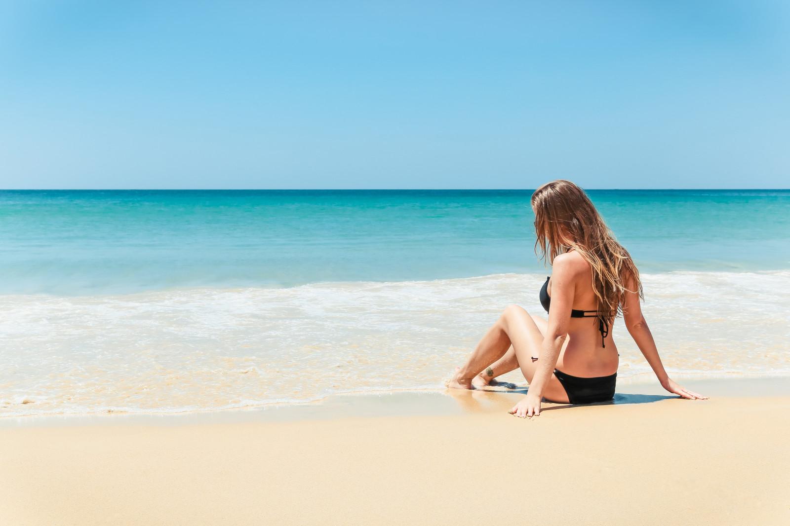 самые красивые девушки мира блондинки на море в тайланде - 4