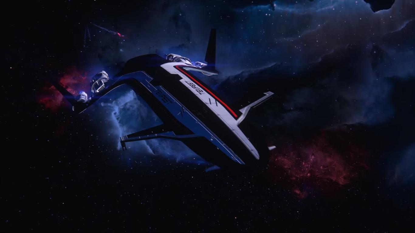 Wallpaper Illustration Video Games Mass Effect Vehicle Mass