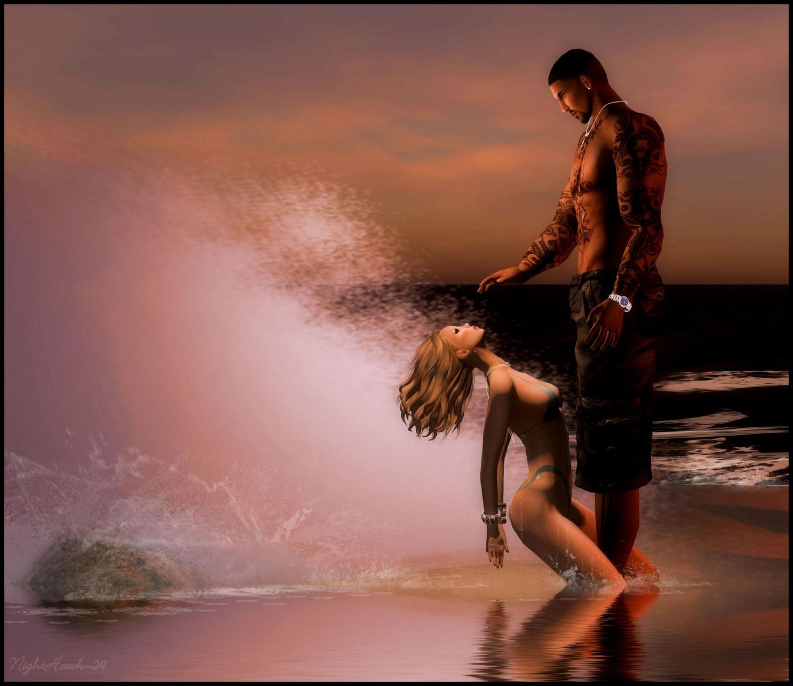 dream-photo-sexy-boy-with-girl-in-sea-women