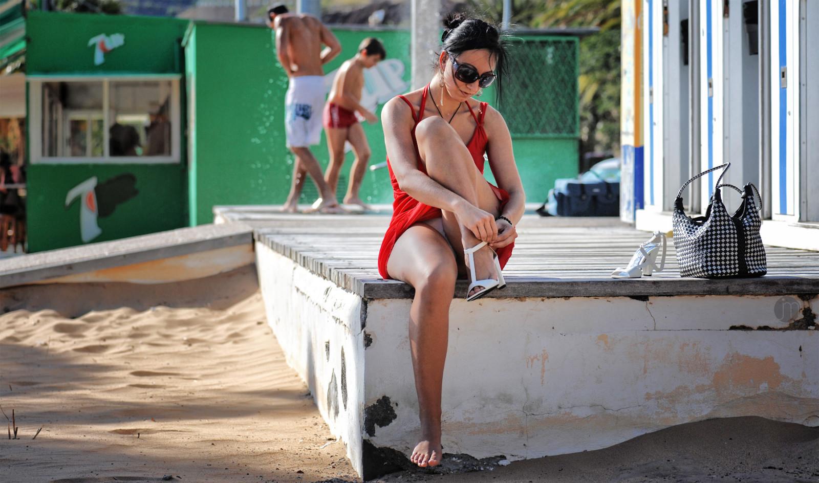 Adult euro bikini models