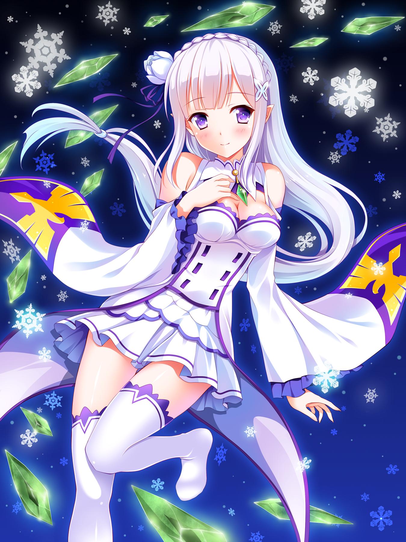 Hình nền : Anime cô gái, Re Zero Kara Hajimeru Isekai Seikatsu ...