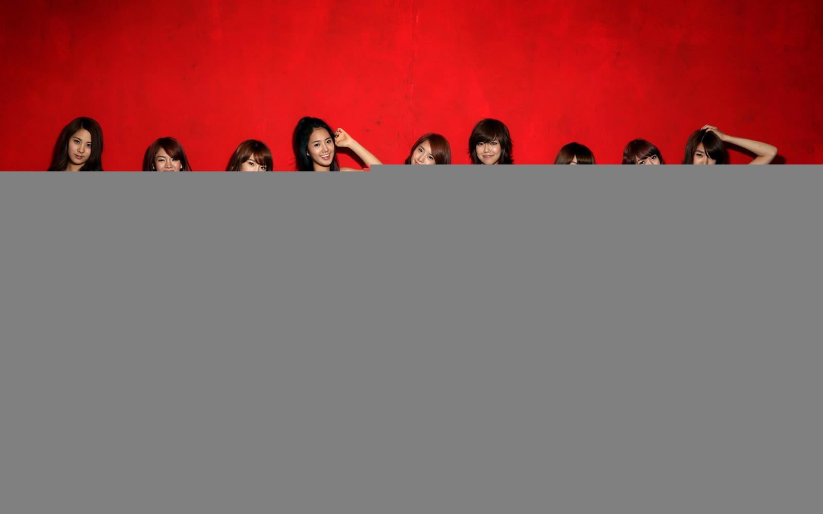 デスクトップ壁紙 モデル 赤 アジア人 テキスト 韓国語 少女
