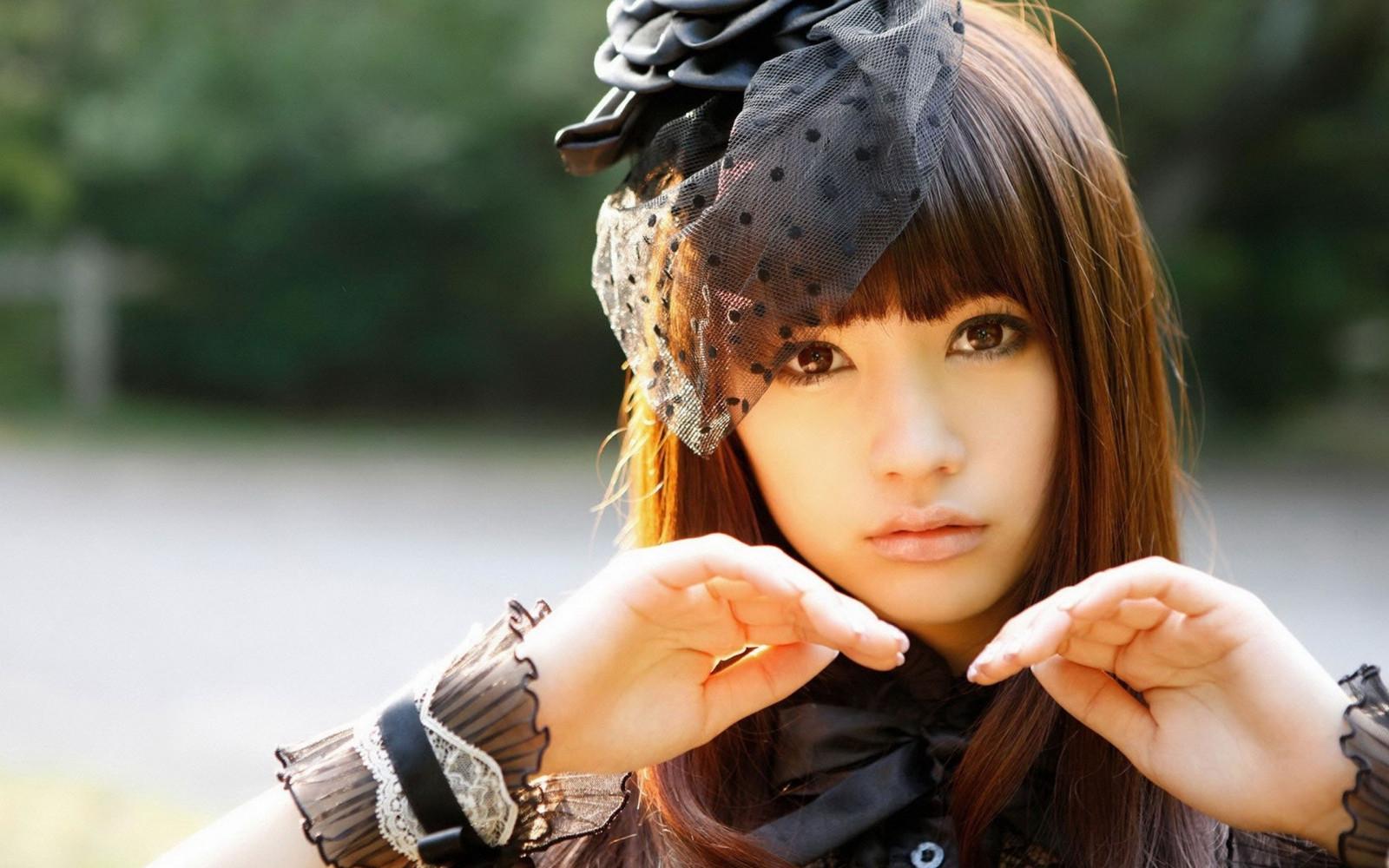 Подборка красивых японских девушек картинки