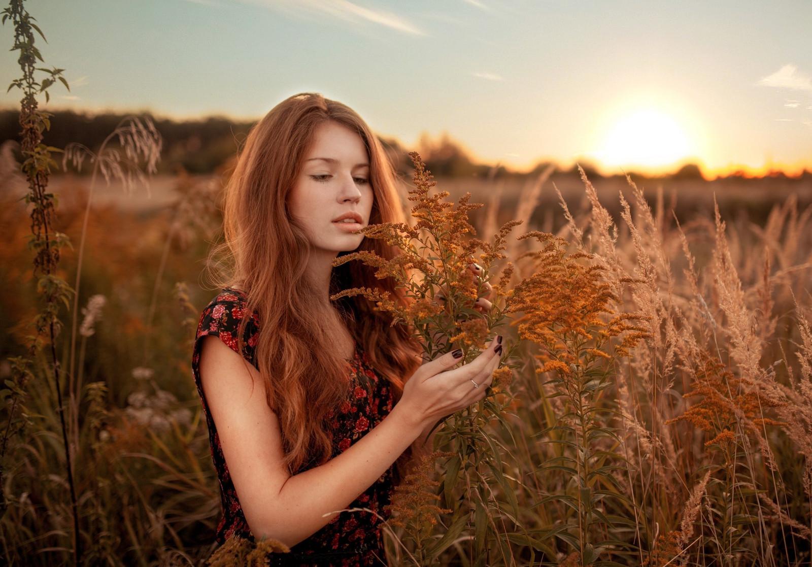 Фото красивых девушек в лучах солнца, Девушка в лучах солнца Girl in the sun Похожие фото 8 фотография