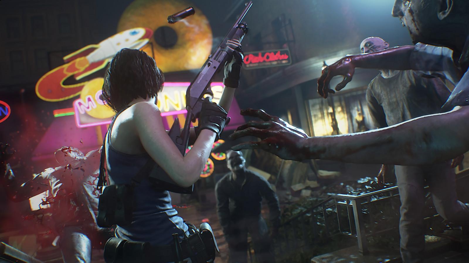 Wallpaper Jill Valentine Resident Evil Resident Evil Hd