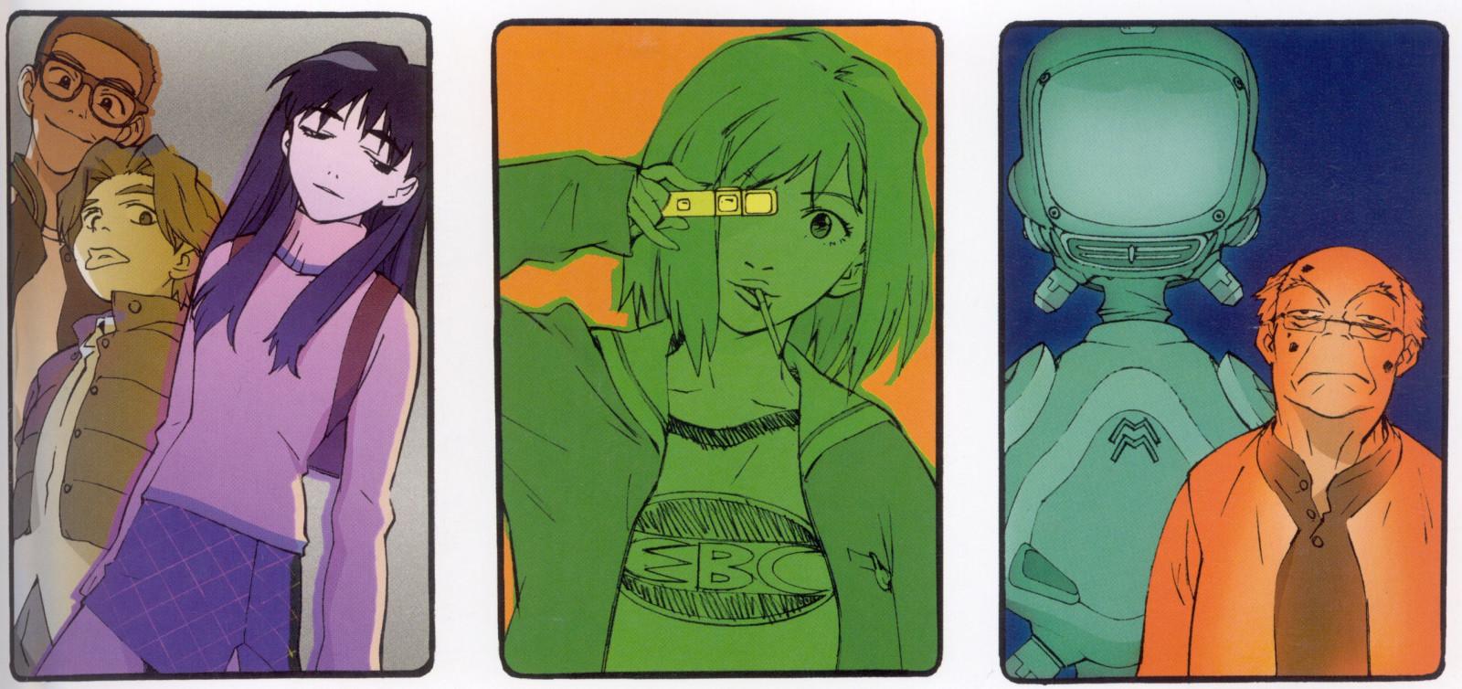 livre bd anime