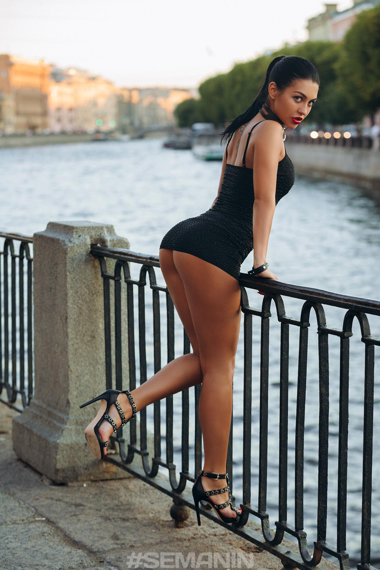 Ass In Dress wallpaper : women, aleksandr semanin, ass, tight dress