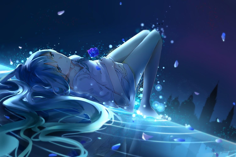 Картинки аниме скучаю по тебе, днем рождения любимого