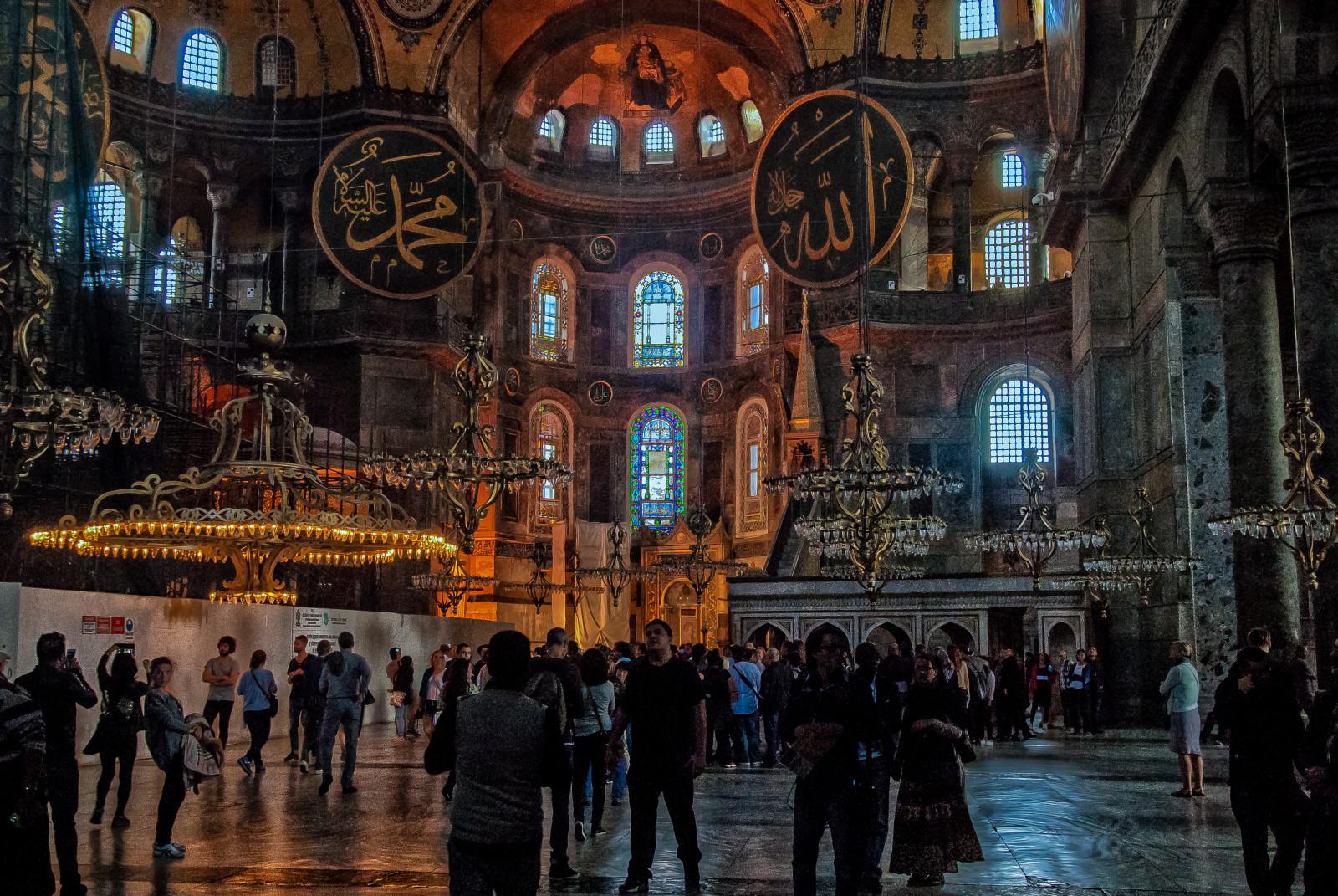 Wallpaper : Turkey, Istanbul, ayasofya 3815x2554 ...