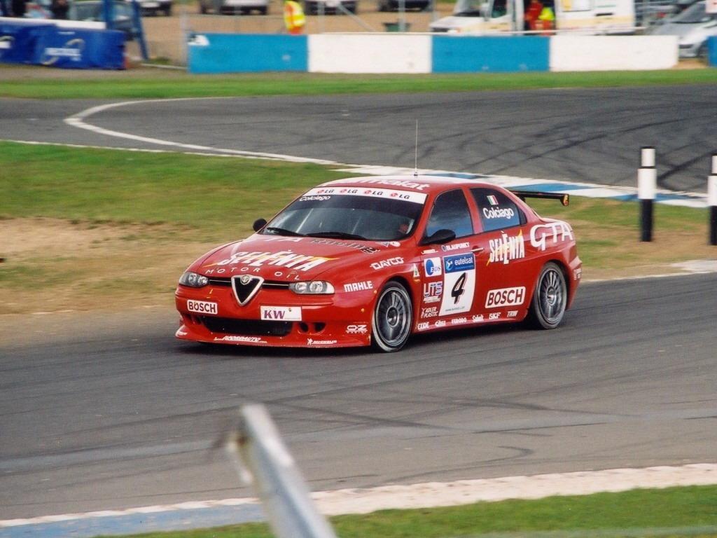 Wallpaper Sports Car Alfa Romeo Sedan Netcarshow