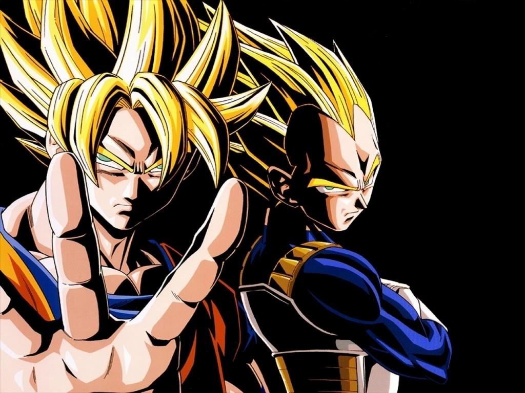 Fond d'écran : illustration, Anime, dessin animé, Dragon Ball, Dragon Ball Z, des bandes ...