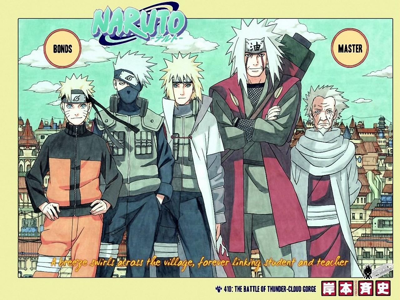 Naruto Shippuden Comic Pdf