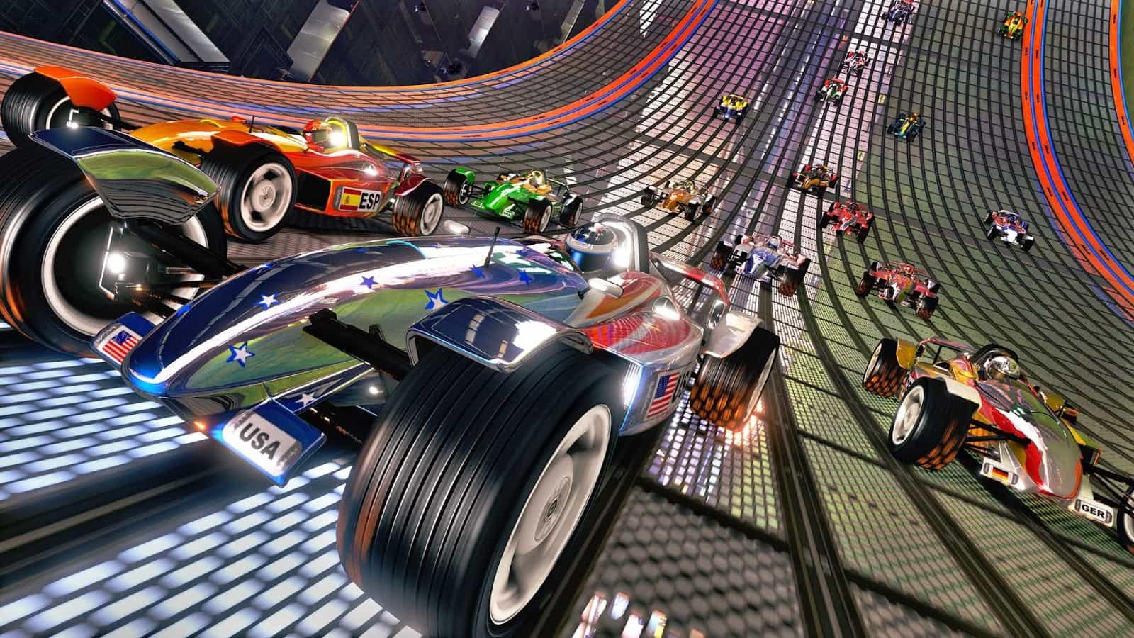 TrackMania TrackMania Forever Nadeo