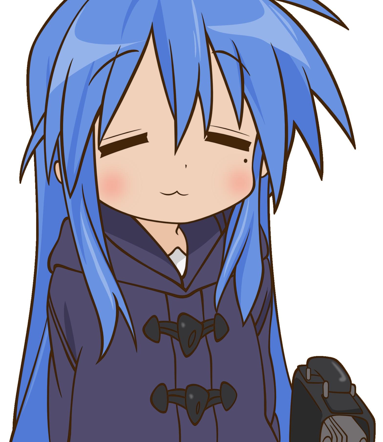 Смешные картинки аниме на аву стим, спокой ночи