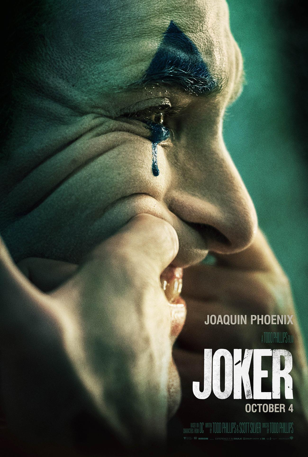 Wallpaper Joker 2019 Movie Joaquin Phoenix Actor Men
