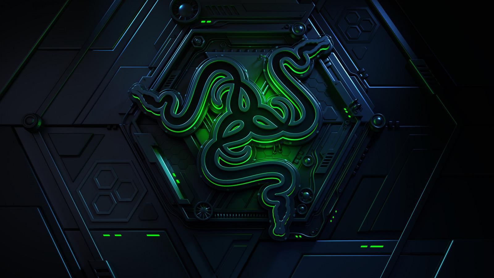 Fond d'écran : Razer, logo, Jeux PC, La technologie 3840x2160 - mxdp1 - 1399163 - Fond d'écran ...