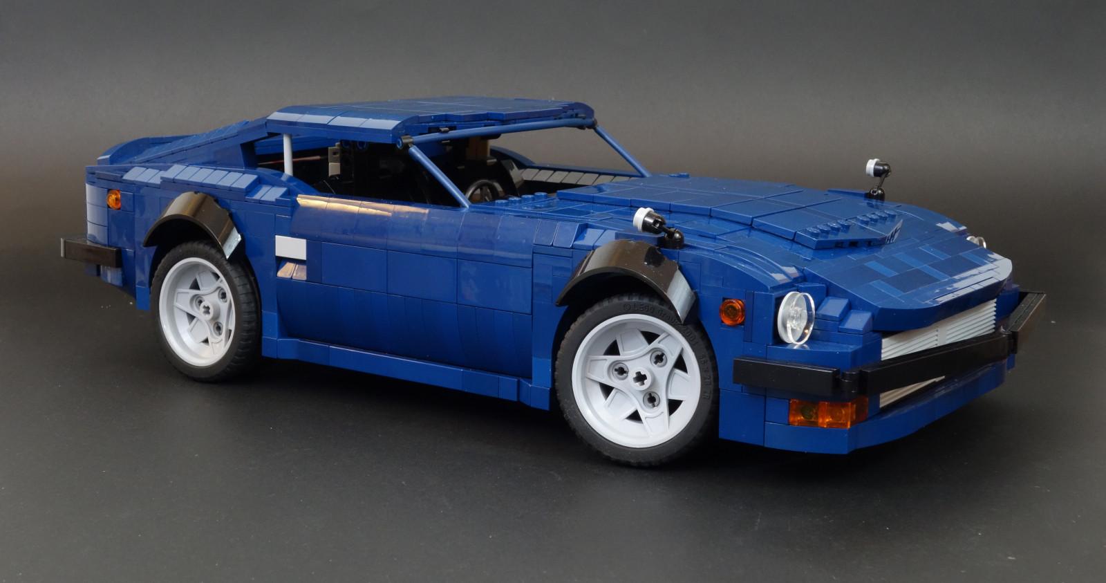 fond d 39 cran maquette anime v hicule lego jouet voiture de sport datsun voiture. Black Bedroom Furniture Sets. Home Design Ideas