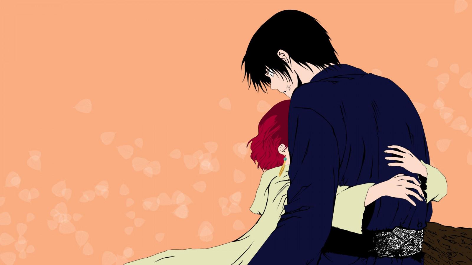 700 Koleksi Wallpaper Kartun Anime Romantis Gratis Terbaik