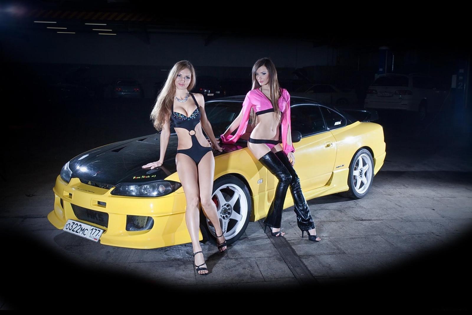 сексуальные девушки стритрейсеров - 13