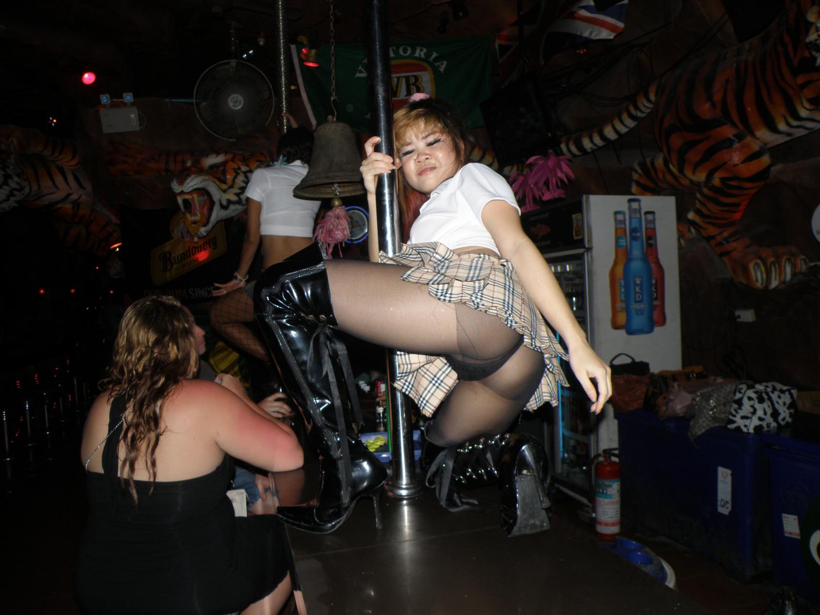 noční klub dáma sex