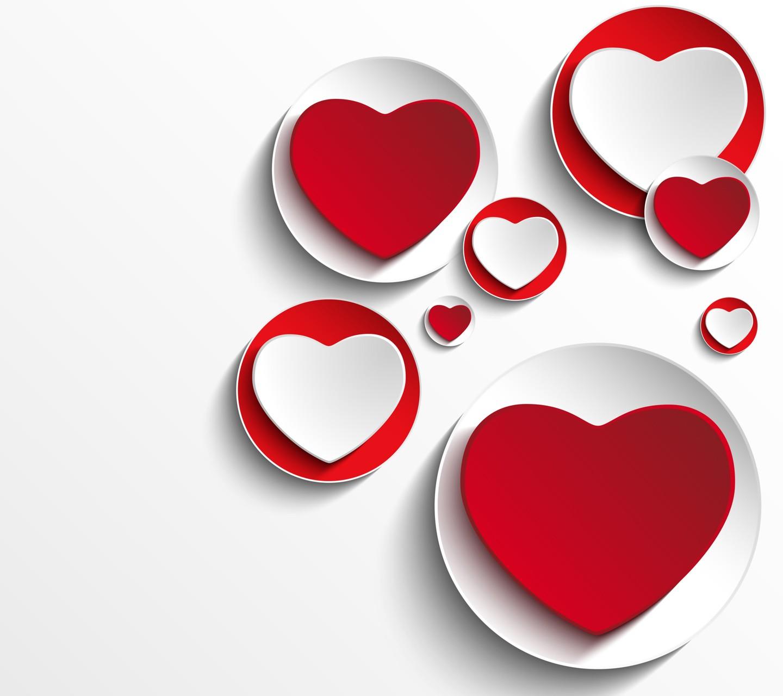 Fondos de pantalla : ilustración, corazón, rojo, texto, logo ...